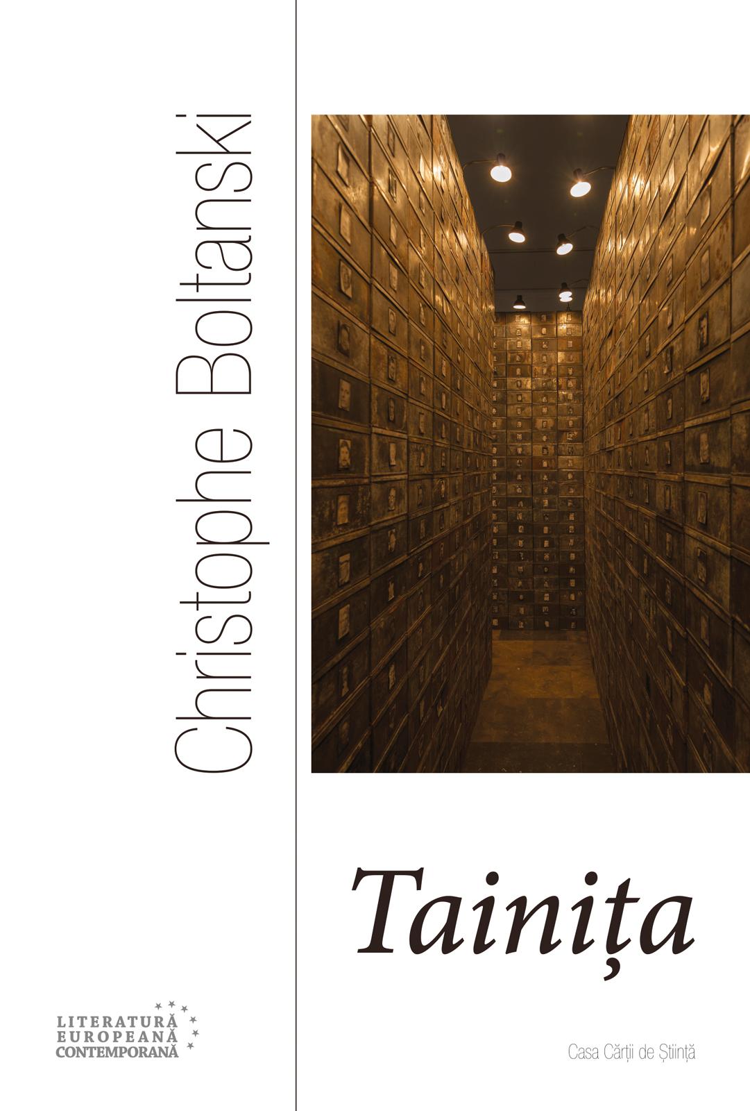 Tainita | Christophe Boltanski
