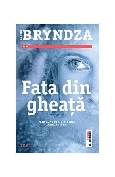 Imagine Fata Din Gheata - Robert Bryndza