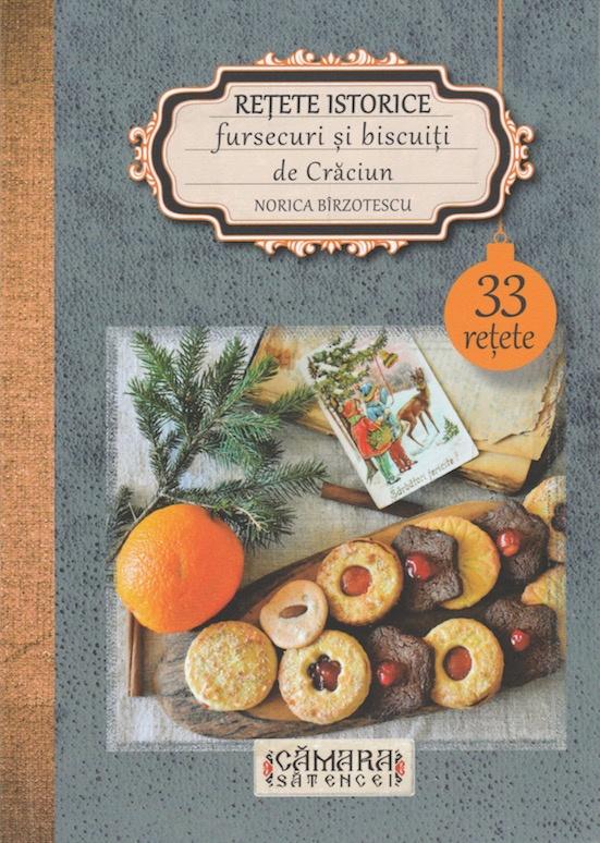 Retete istorice: fursecuri si biscuiti de Craciun