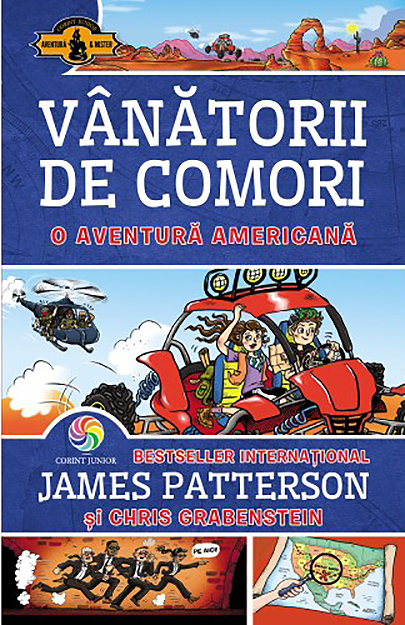 O aventura americana | James Patterson, Chris Grabenstein