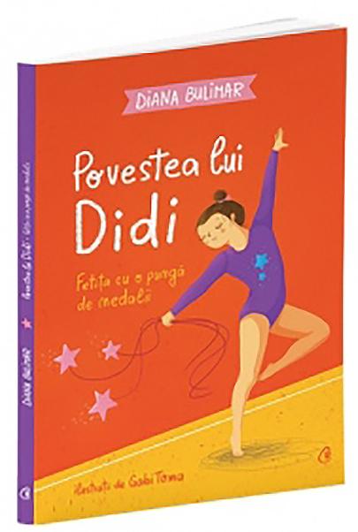Povestea lui Didi. Fetita cu o punga de medalii