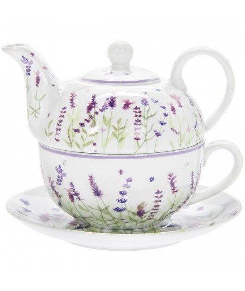Tea for One - Lavender