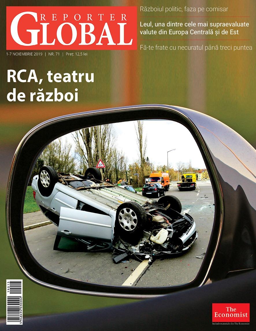 Revista - Reporter Global Nr. 71