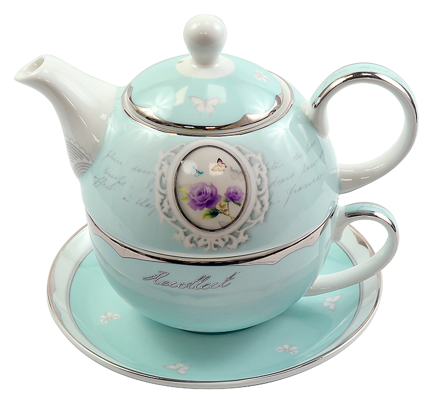 Ceainic tea for one - Recollect