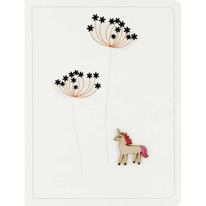 Felicitare - Unicorn & Jungle Plants thumbnail