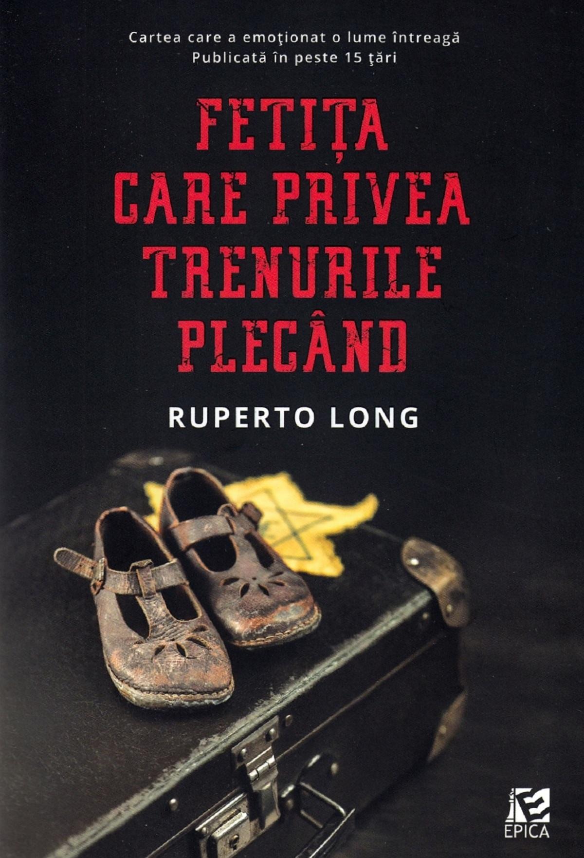 Fetita care privea trenurile plecand | Ruperto Long