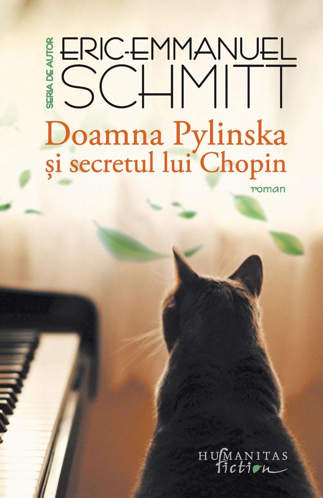 Doamna Pylinska si secretul lui Chopin | Eric-Emmanuel Schmitt