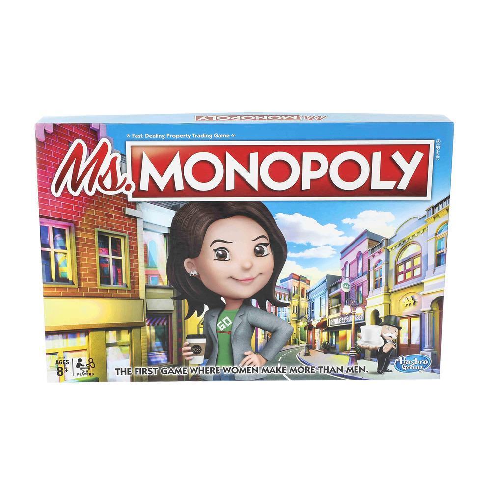 Miss Monopoly | Hasbro
