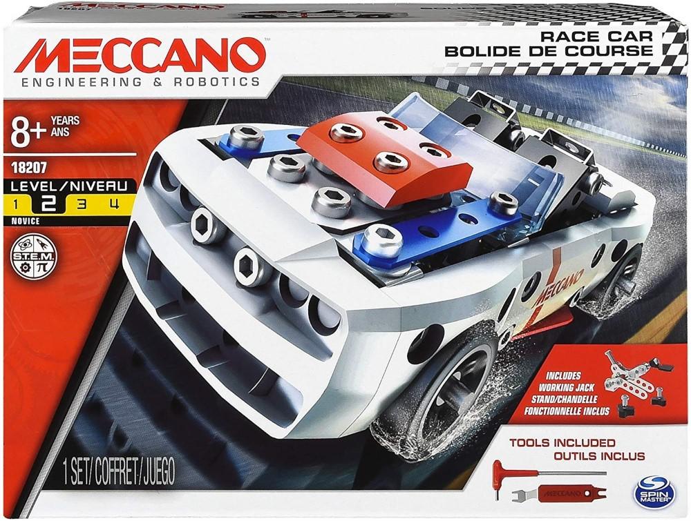 Masina - Meccano kit masina masina de curse | Viva Toys