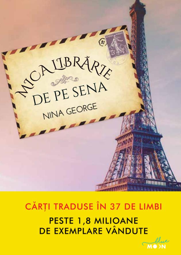 Mica librarie de pe Sena | Nina George