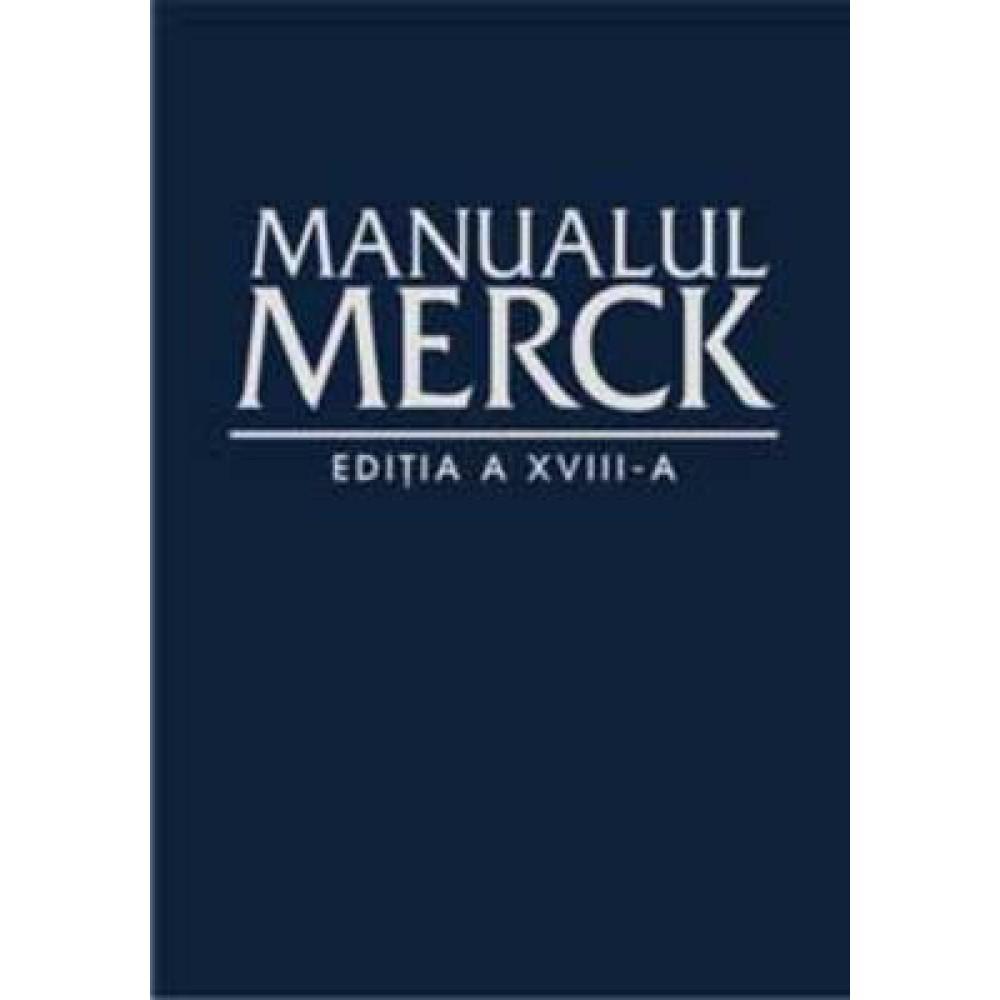 Manualul Merck de diagnostic si tratament editia a XVIII-a