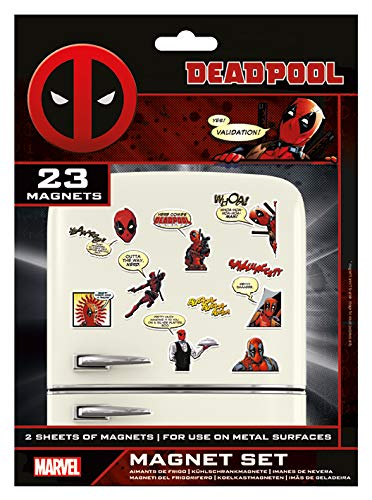 Set magneti - Deadpool