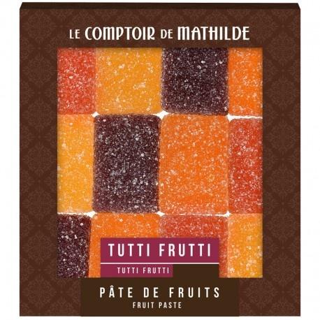 Delicii fructate - Tutti fruttti 12 bucati thumbnail