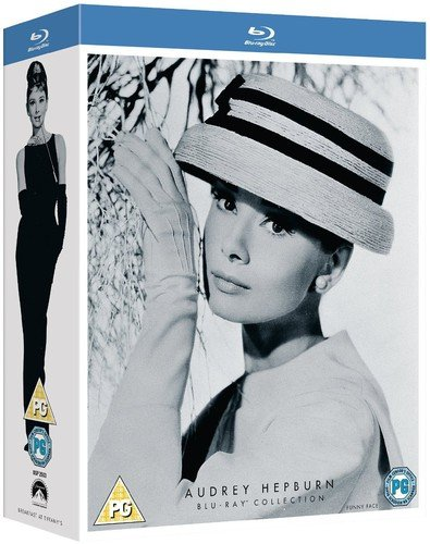 Audrey Hepburn Collection (Breakfast at Tiffany's / Funny Face / Sabrina) (Blu Ray Disc) thumbnail