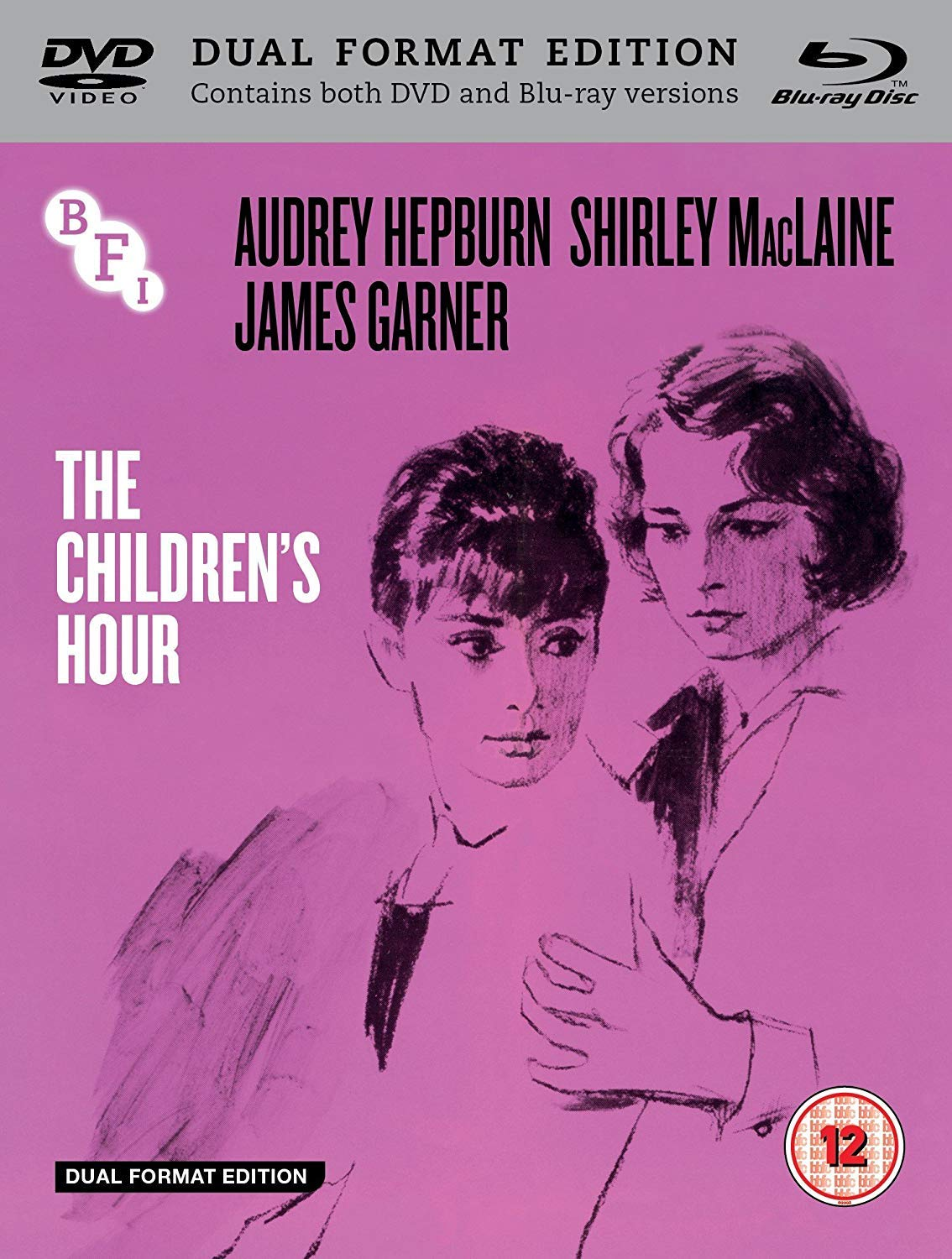 The Children's Hour (Blu Ray Disc) thumbnail
