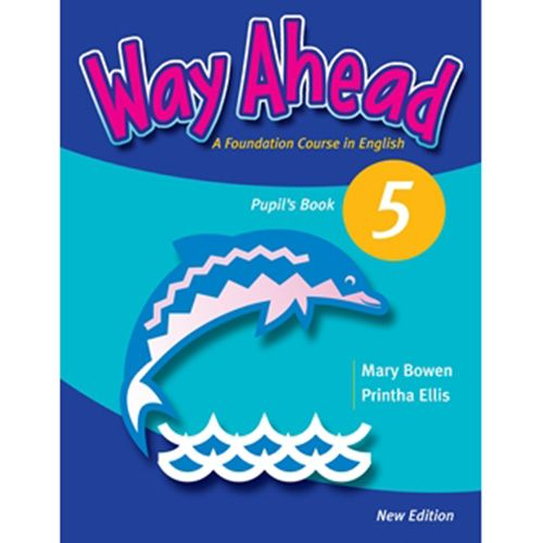 Way Ahead Level 5 Pupil's Book & CD-ROM Pack