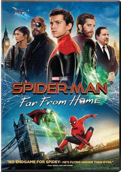 Omul-Paianjen: Departe de casa / Spider-Man: Far from Home thumbnail