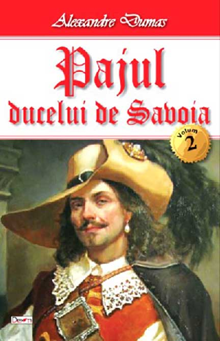 Pajul ducelui de Savoia - vol. II   Alexandre Dumas