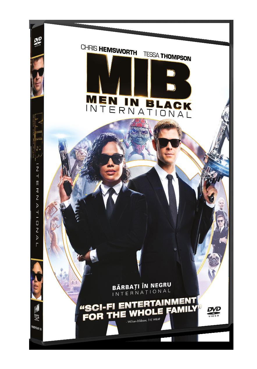 Barbati in Negru International / Men in Black: International thumbnail