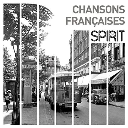 Spirit Of French Songs / Various - Vinyl
