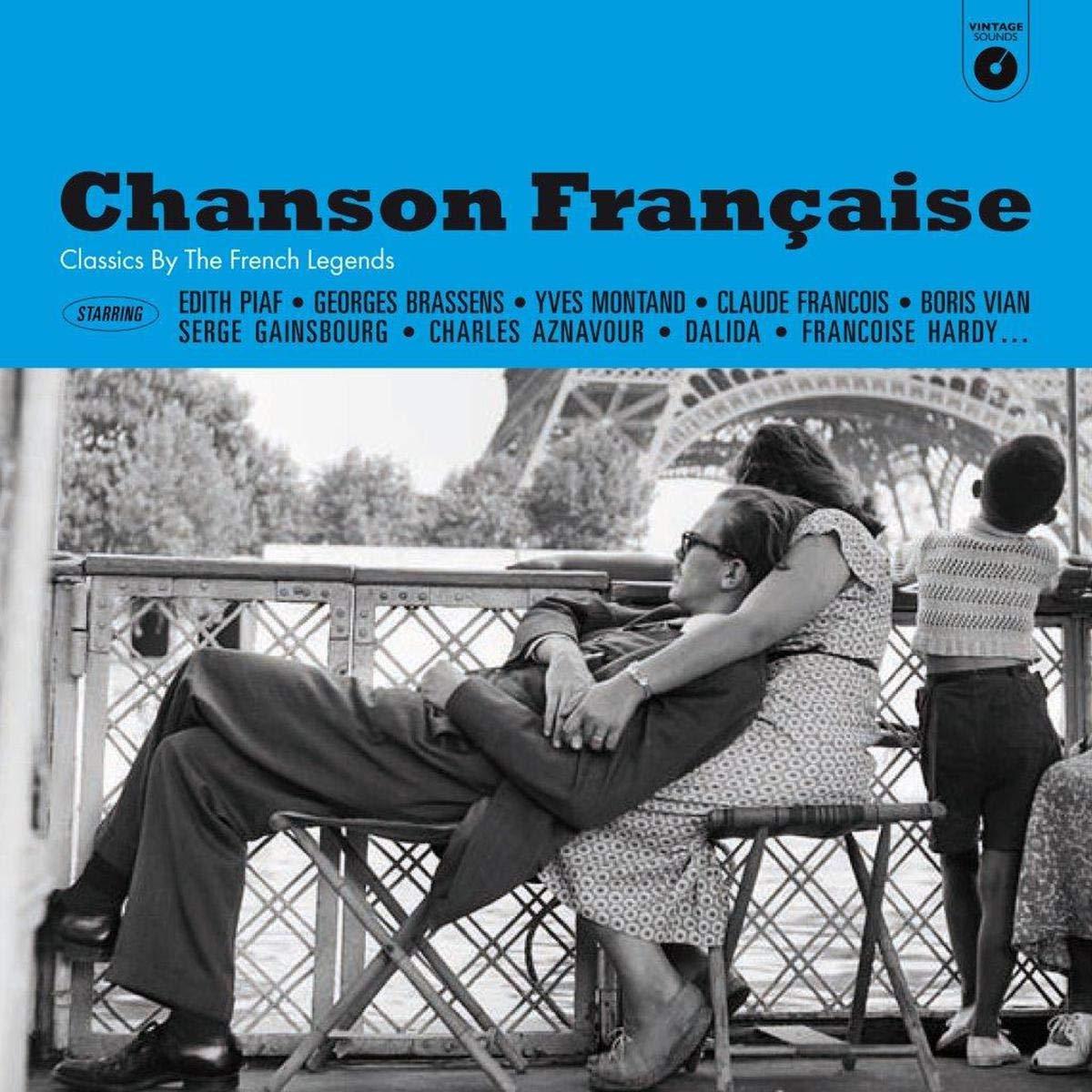 Chanson Francaise - Vinyl