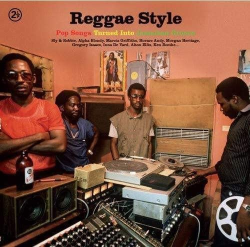 Reggae Stayle - Pop songs turned into Jamaican Groove - Vinyl
