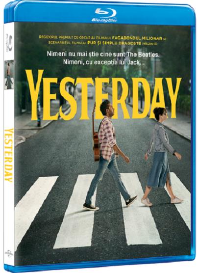 Yesterday - Blu Ray Disc