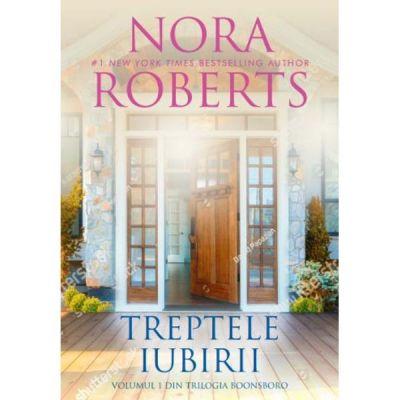 Treptele iubirii   Nora Roberts