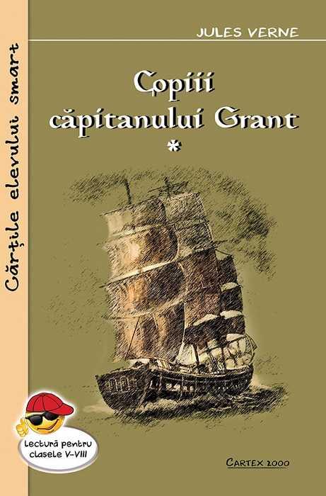 Copiii capitanului Grant (2 volume) | Jules Verne