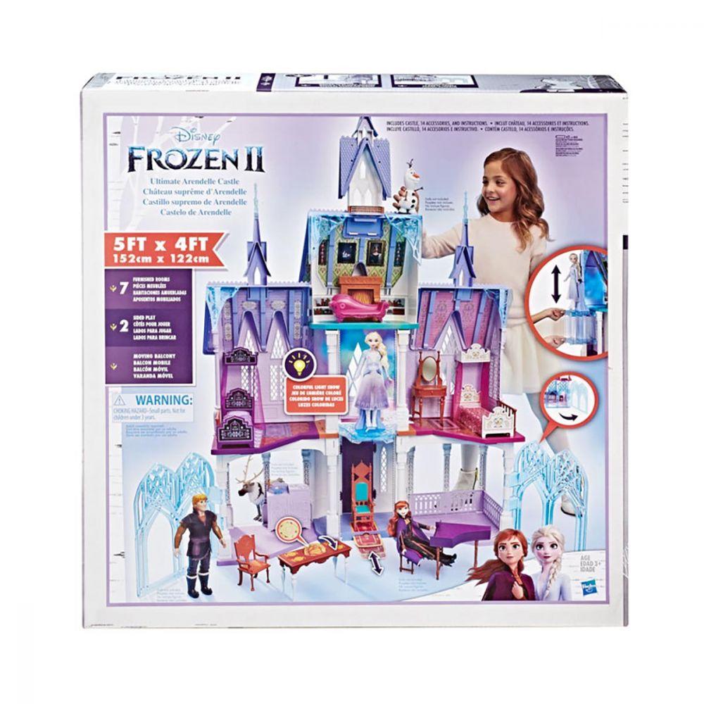 Jucarie - Castelul din Arendelle, Disney Frozen 2 | Hasbro