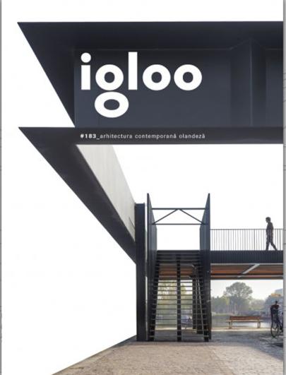 Revista Igloo Nr. 183 - Aprilie / Mai 2018