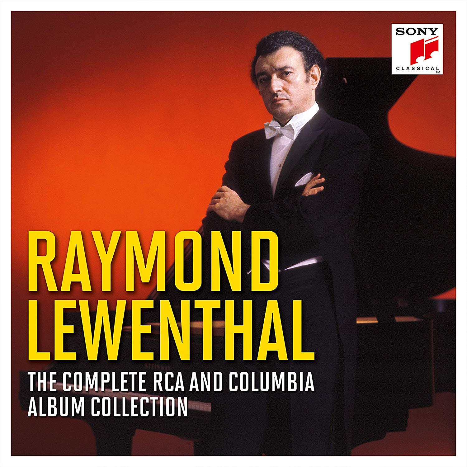 Raymond Lewental: The Complete RCA and Columbia Album Collection