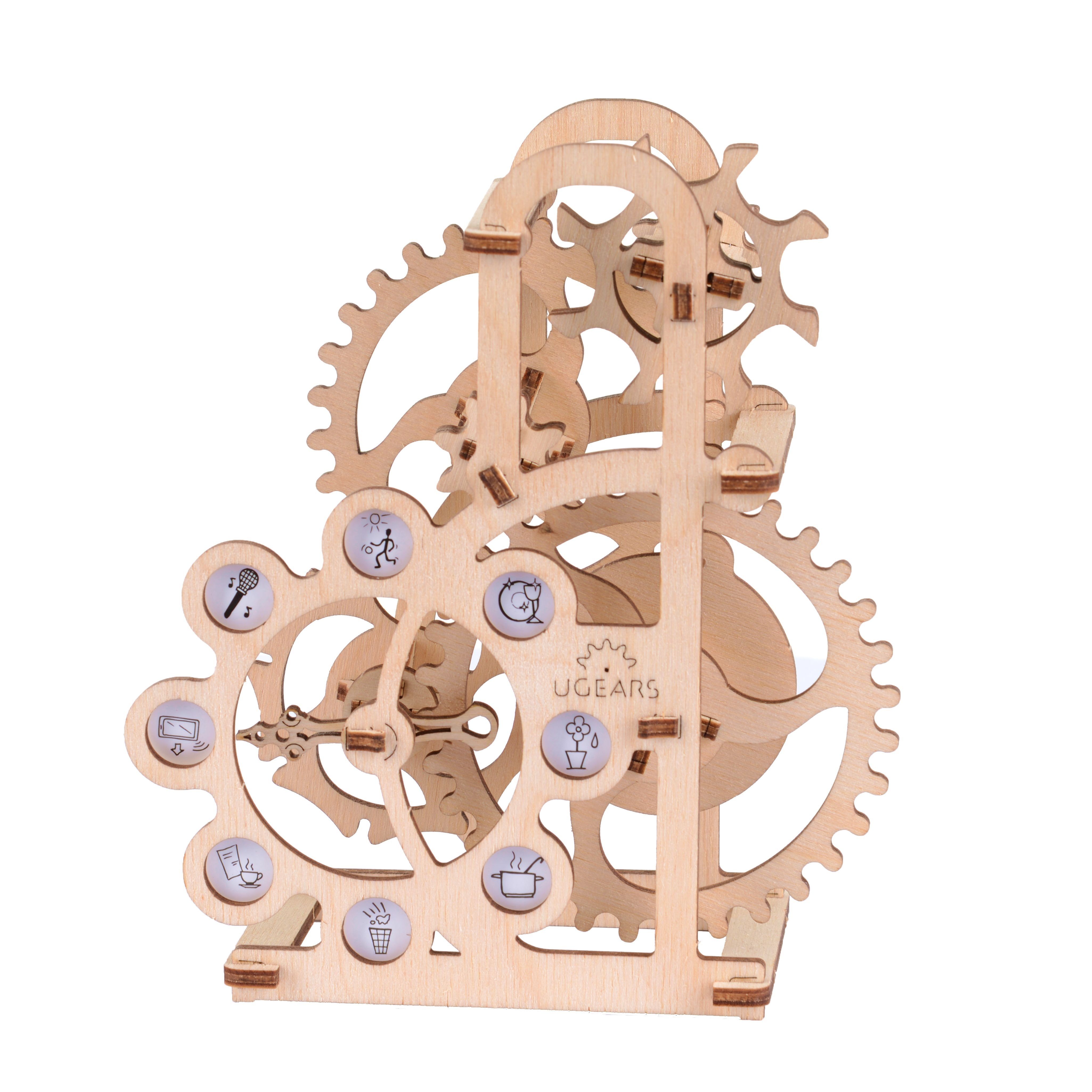 Puzzle 3D - Model Dynamometer | Ugears