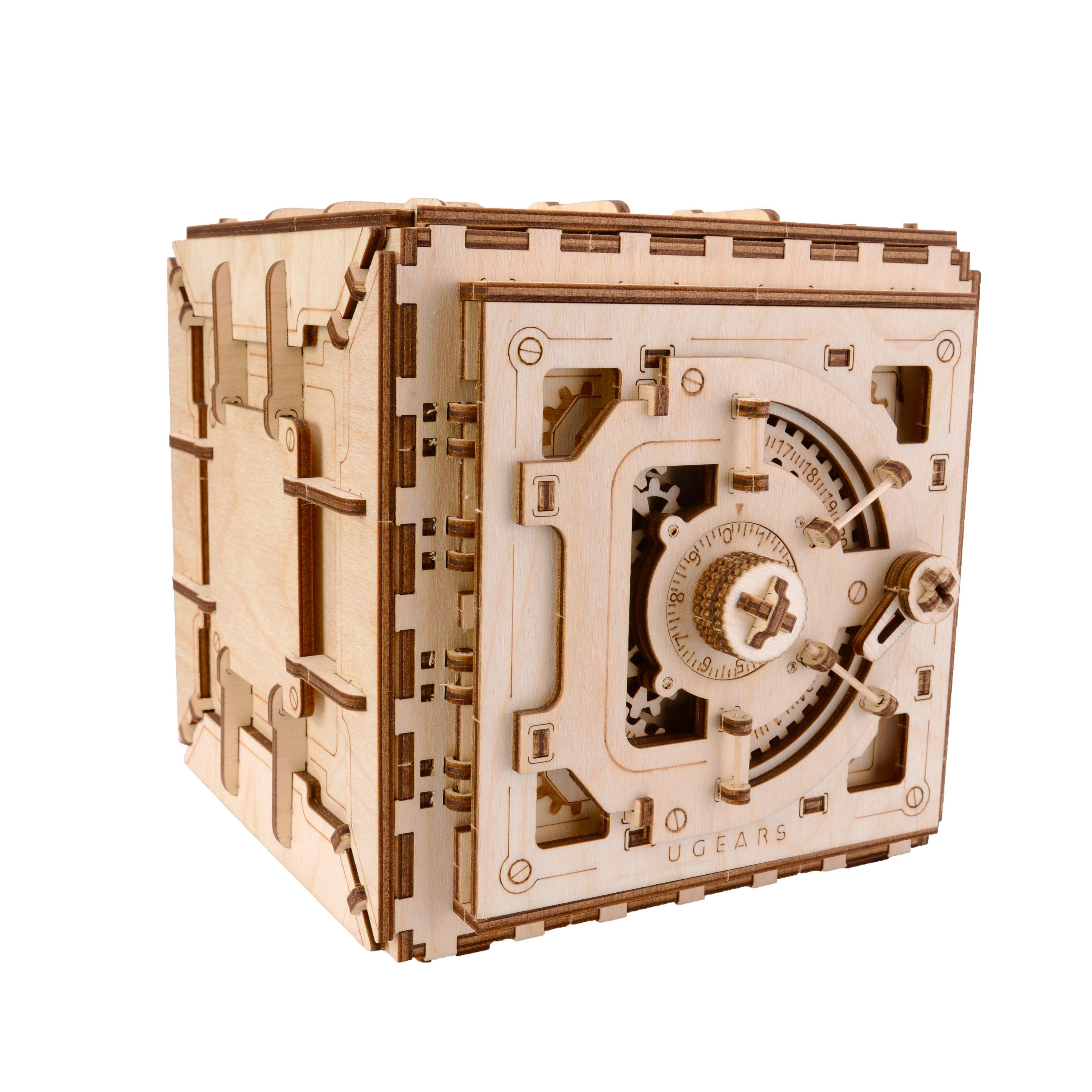 Puzzle 3D - Seif | Ugears