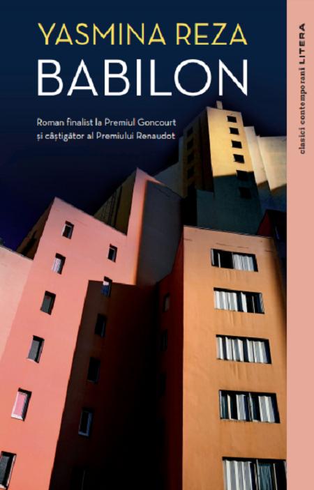 Babilon | Yasmina Reza