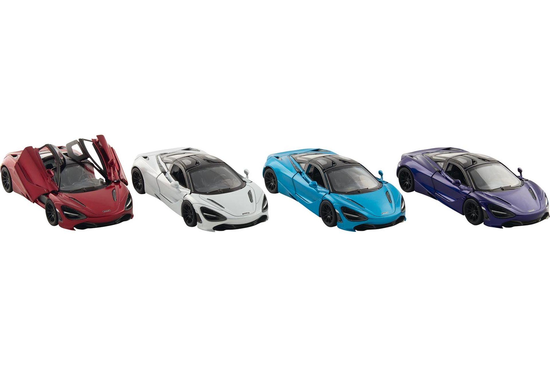 Jucarie - Masinuta McLaren 720S - mai multe modele | Goki