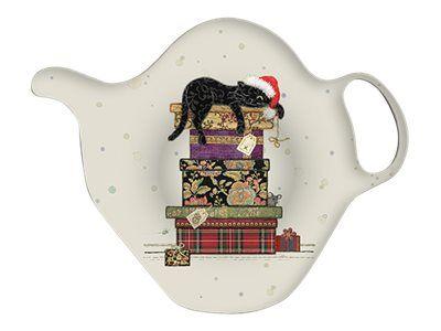 Suport pentru plicul de ceai - Chat Cadeau