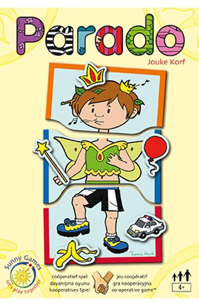 Joc Cooperare - Parado | Sunny Games