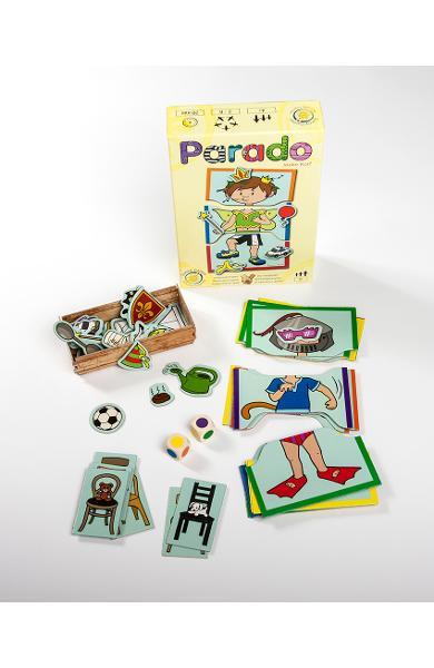 Joc Cooperare - Parado | Sunny Games - 1