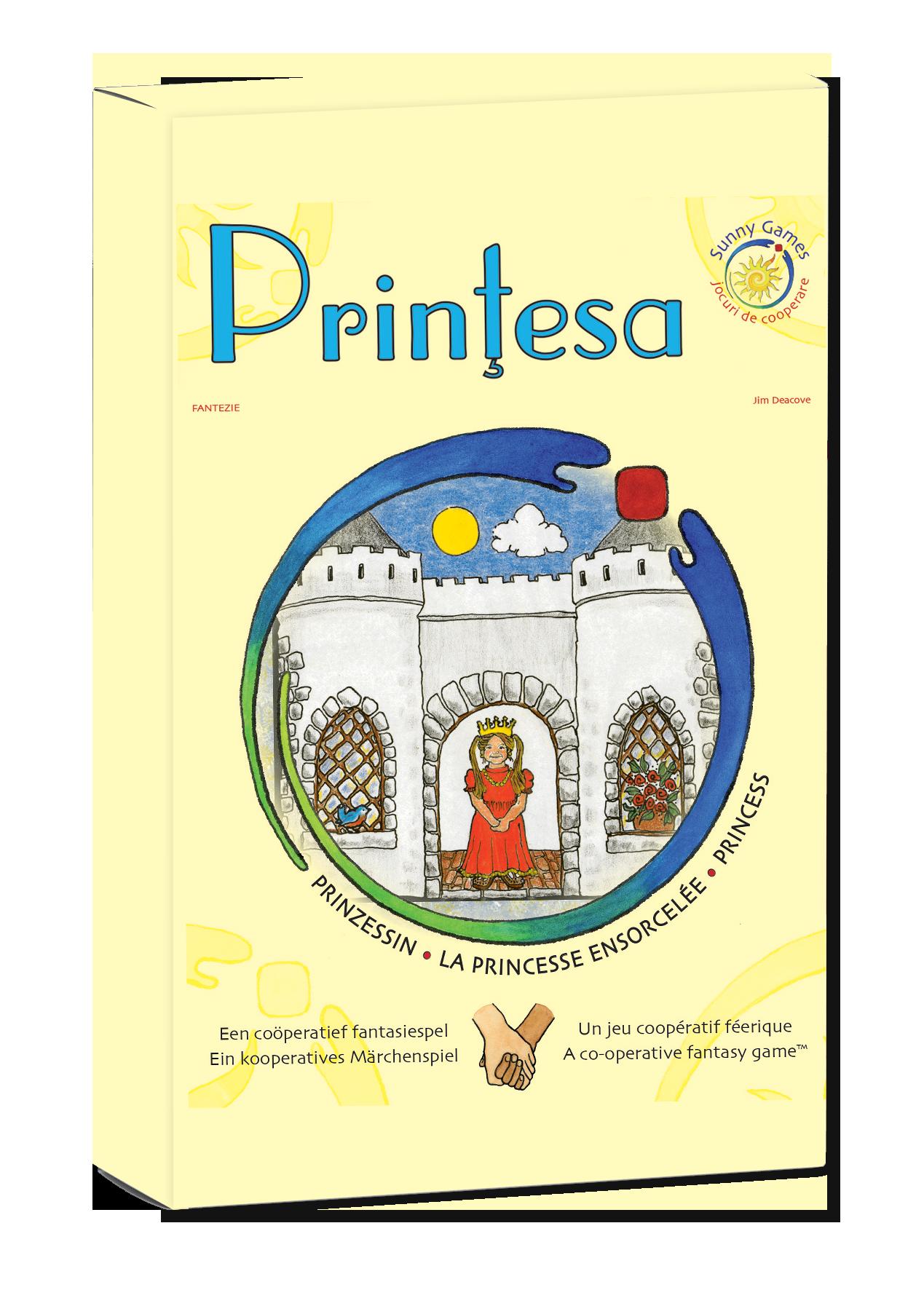 Printesa | Sunny Games
