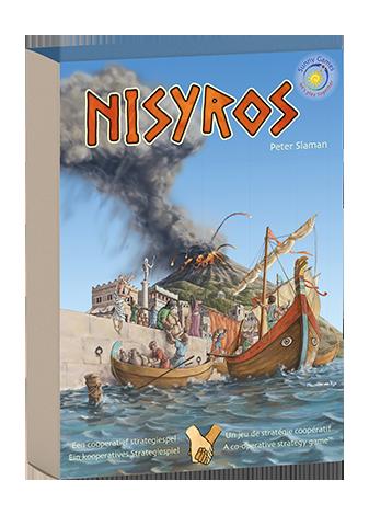 Joc de strategie - Nisyros | Sunny Games