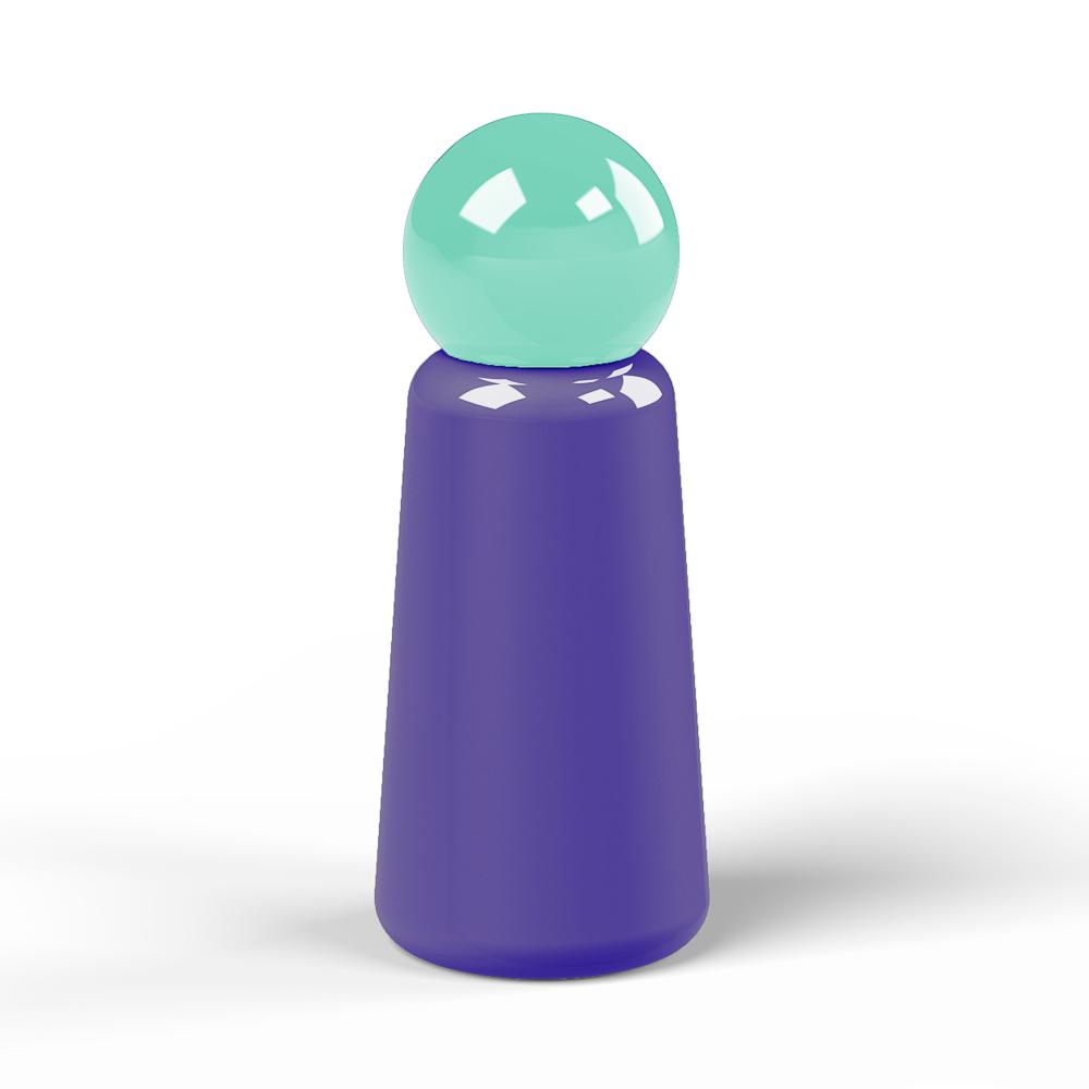 Termos Skittle Mini - Indigo & Turcoaz