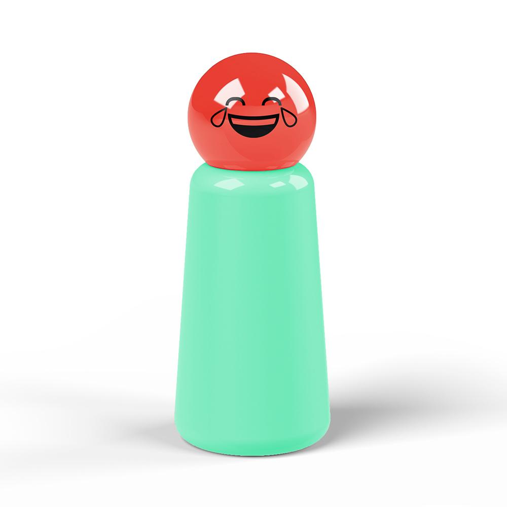 Termos Skittle Mini - Turcoaz & Rosu