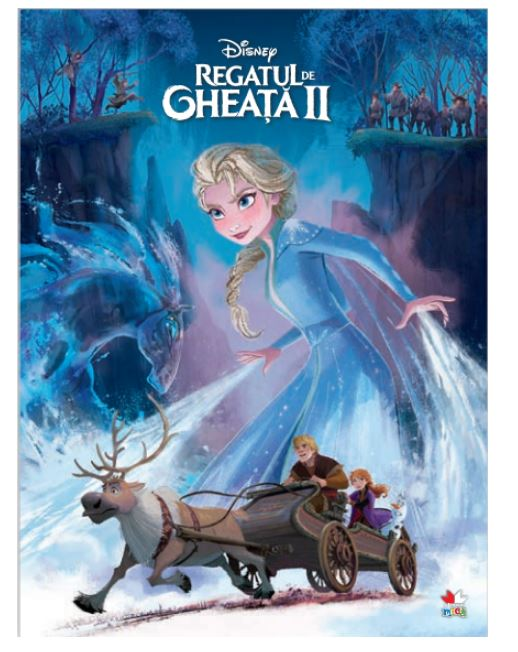 Regatul de Gheata II - Povestea Filmului thumbnail