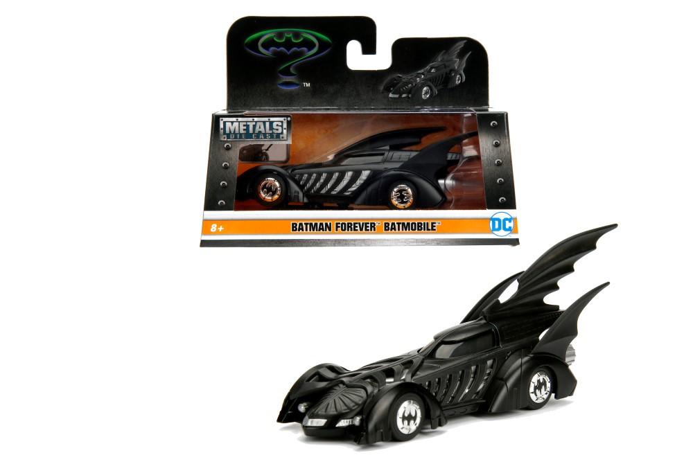 Masinuta - Batmobile Batman Forever | Viva Toys