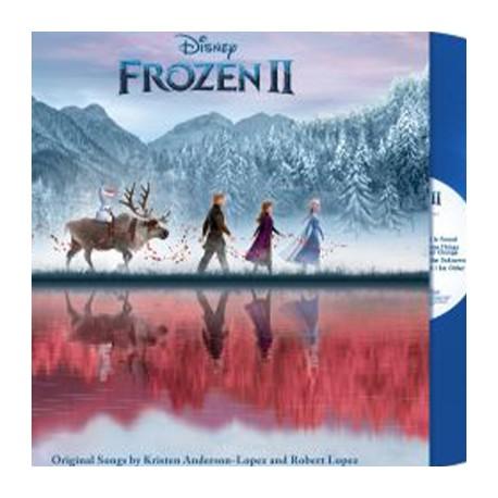 Frozen 2 - Soundtrack - Vinyl thumbnail