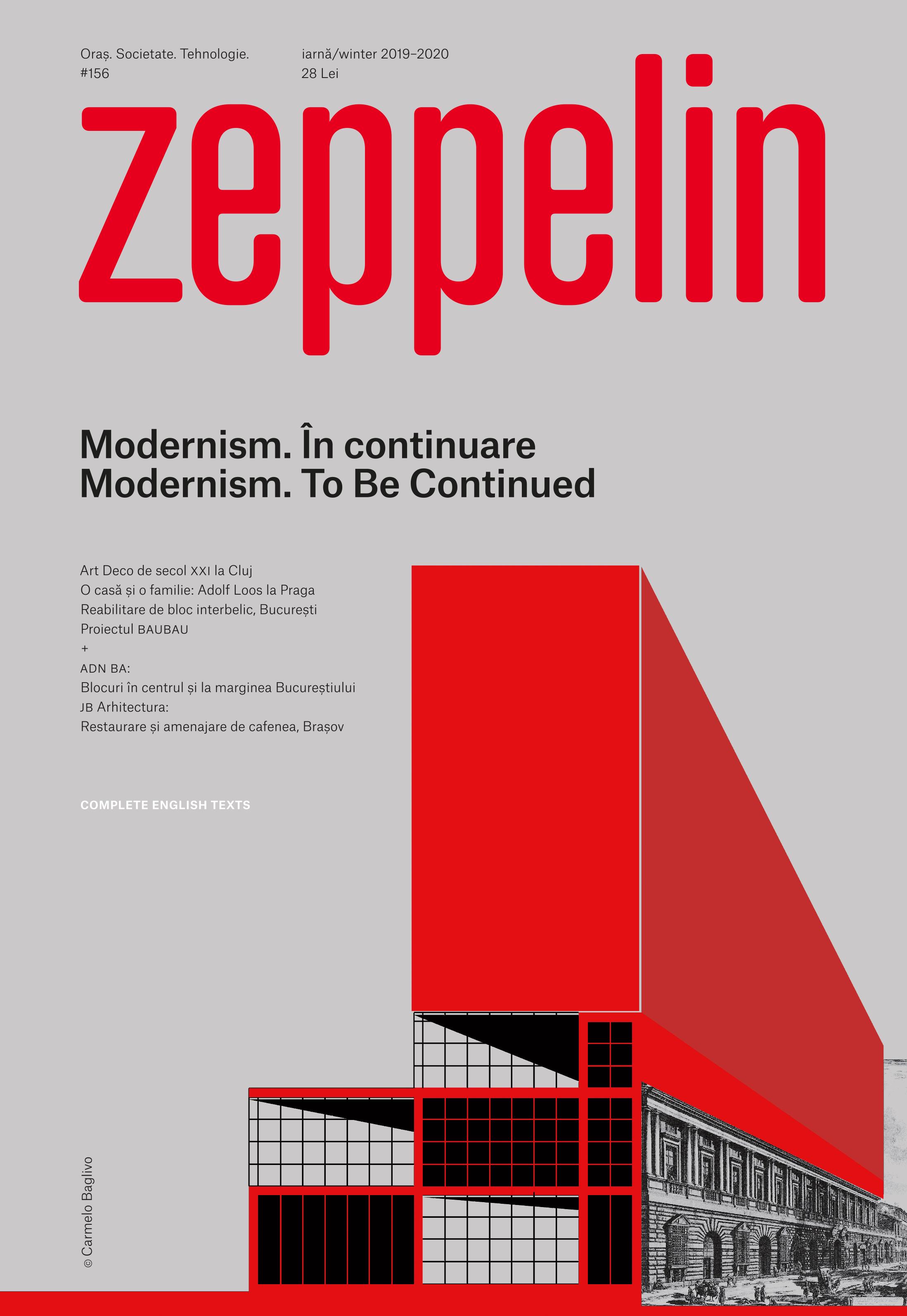 Revista Zeppelin - nr.156