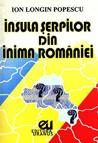 Insula serpilor din inima Romaniei