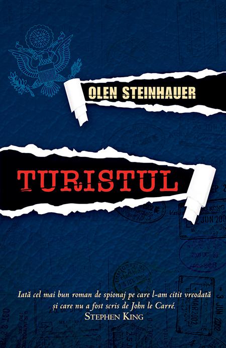 Turistul | Olen Steinhauer
