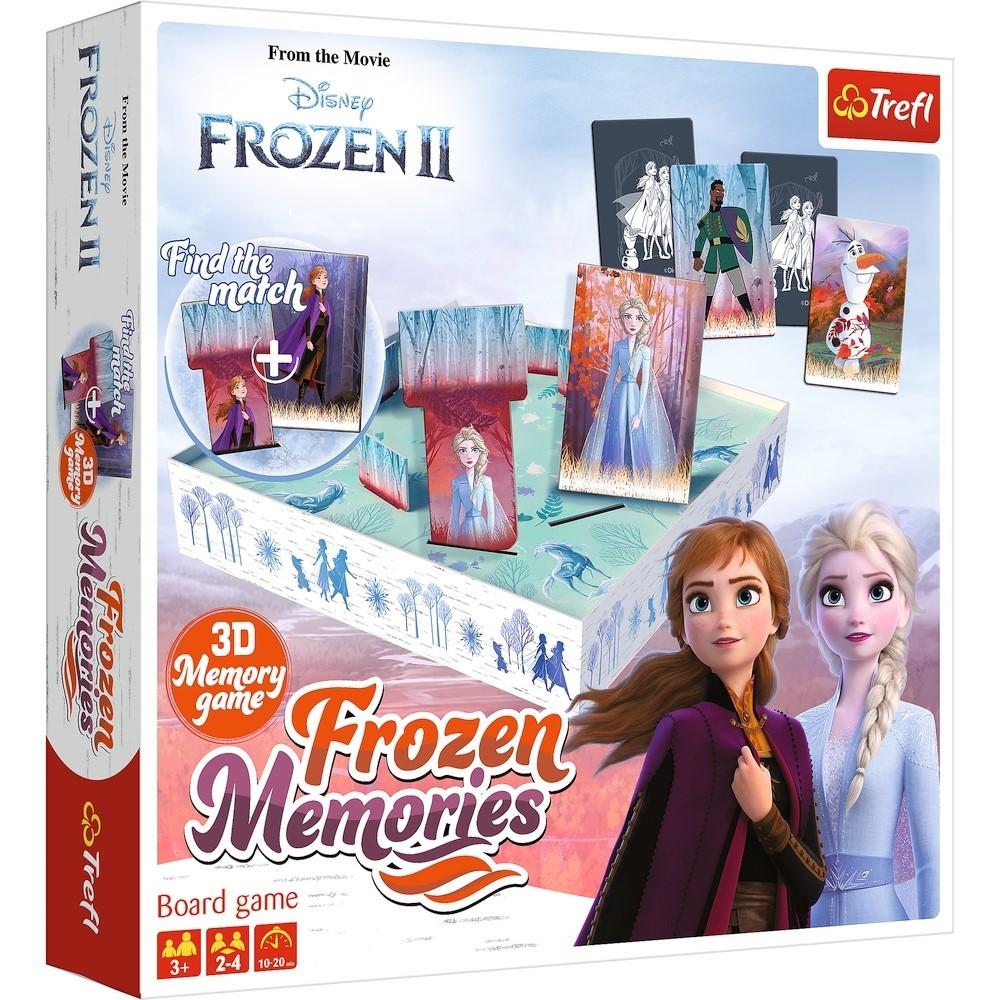 Joc - Frozen II, Frozen Memories | Viva Toys